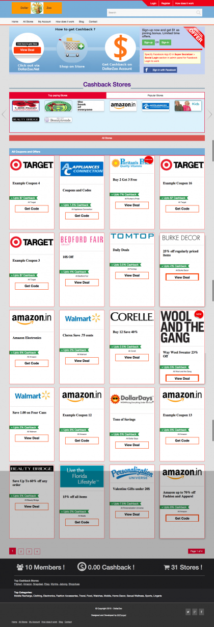 Affiliate marketing, Flipkart, Amazon, Snapdeal, Ebay, Myntra, Jabong, Shopclues